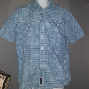 Southpole short Sleeve button down